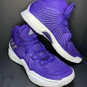 Adidas Explosive Boost Mens Basketball Size 14